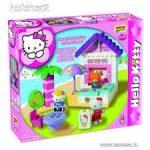 Unico Plus építők - Hello Kitty Kávézó, és stran szett