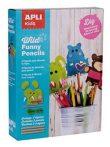 Kreatív Hobby - Készletek - Mókás állatok ceruzadísz