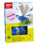 Kreatív hobby készletek - Apli Kids - Szitakötő figura készítő