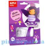 Kreatív hobby készletek - Apli Kids - Luna hercegnő készítő