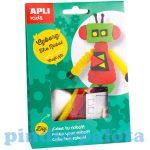 Kreatív hobby készletek - Apli Kids - Cyborg a robot figura készítő