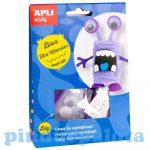 Kreatív hobby készletek - Apli Kids - Szörny figura készítő