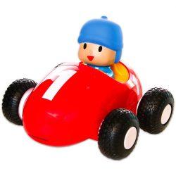 Játék autók - Autós játékok - Pocoyo lendkerekes Versenyautó