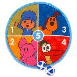 Ügyességi játékok - Pocoyo tépőzáras darts