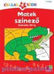 Kreatív könyvek - Matek színező - Számolás 20-ig