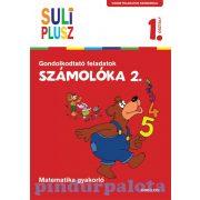 Foglalkoztatók - Suli plusz - Számolóka 2. - Gondolkodtató feladatok