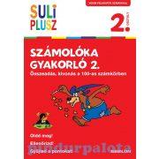 Foglalkoztatók - Suli plusz - Számolóka gyakorló 2. - Összeadás, kivonás a 100-as számkörben
