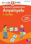 Foglalkoztatók - Kedvenc gyakorlóm-Anyanyelv 2. osztályosoknak