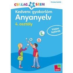 Foglalkoztatók - Kedvenc gyakorlóm-Anyanyelv 4. osztályosoknak
