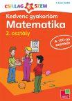 Foglalkoztatók - Kedvenc gyakorlóm-Matematika 2. osztályosoknak