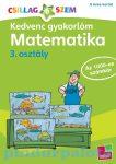 Foglalkoztatók - Kedvenc gyakorlóm-Matematika 3. osztályosoknak