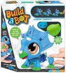 Interaktív játékok gyerekeknek - Build a bot, Dínó
