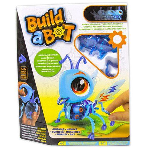Interaktív játékok gyerekeknek - BUILD A BOT hangya építhető interaktív robot