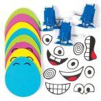 Kreatív hobby - Készletek - Felhúzható figura készítő szett Baker Ross