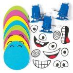 Kreatív hobby készletek- Felhúzható figura készítő szett Baker Ross