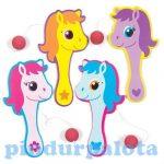 Kreativitás fejlesztő játékok - Ügyességi játék - Póni paddleball labdajáték, BAKER ROSS
