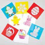 Kreatív Hobby - Készletek - Húsvéti sablonok Baker Ross