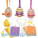 Kreatív hobby - Készletek - Mozaik tojáskészítő szett Baker Ross