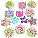 Kreatív hobby - Készletek - Virág alakú bélyegző