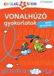 Könyvek - Vonalhúzó gyakorlatok - Betűk és számok