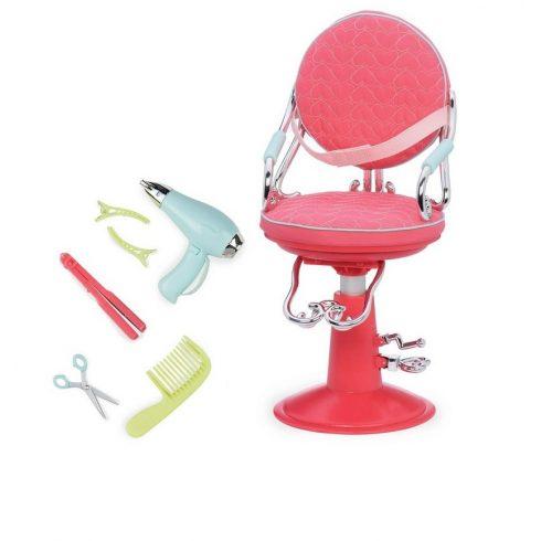 Szerepjátékok - Foglalkozások - Játék fodrász szék - Our Generation