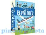 Foglalkoztató könyvek, füzetek - Építsd fel! Repülőtér