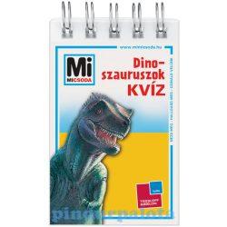 Könyvek - Mi MICSODA Kvízfüzet Dinoszauruszok