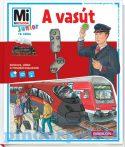 Könyvek - Mi MICSODA Junior A vasút
