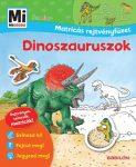 Mesekönyvek - Mi MICSODA Junior Matricás rejtvényfüzet Dinoszauruszok