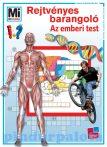 Könyvek - Mi MICSODA Rejtvényes barangoló - Az emberi test