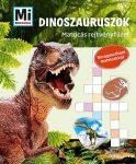Mesekönyvek - Mi MICSODA Matricás rejtvényfüzet Dinoszauruszok
