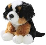 Plüss Kutya - Berni pásztor kutya, 30 cm