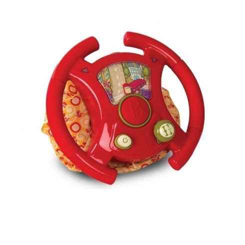 Fejlesztő játékok - Multifunkciós bébikormány B.Toys