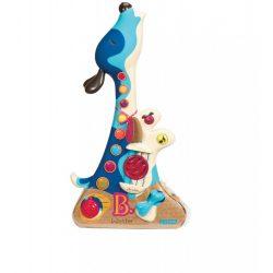 Játék hangszerek gyerekeknek - B.Toys Woofer - A szülőbarát kutyagitár