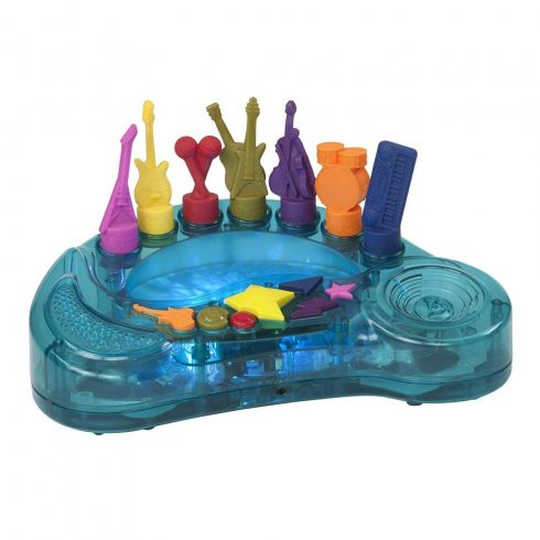 Játék hangszerek gyerekeknek - Rockestre karmester képző, B.Toys