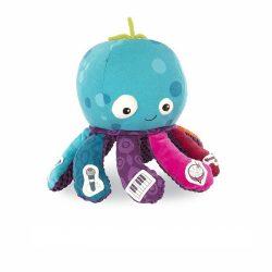 Interaktív játékok gyerekeknek - Zenélő polip, Interaktív felfedező játék, B.Toys