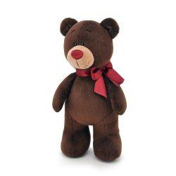 Plüss mackók - Plüss medve Choco álló Orange Toys 25 cm