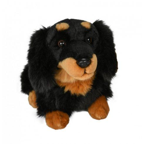 Plüss Kutya - Tacskó fekete