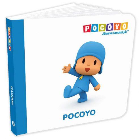 Mesekönyvek - Pocoyo babakönyv kemény lapokkal