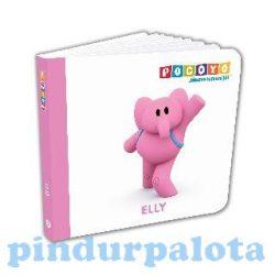 Mesekönyvek - Pocoyo babakönyv, Elly az elefánt