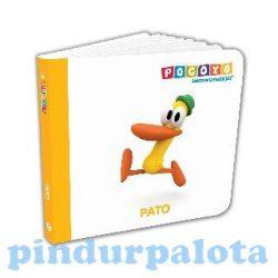 Mesekönyvek - Pocoyo babakönyv, Pato kacsa