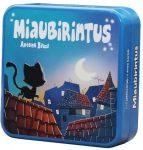 Készségfejlesztő - Miaubirintus logikai társasjáték