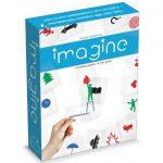 Kártya játékok - Cocktail Games Imagine társasjáték