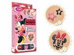 Tetoválás - TyToo, Disney, Minnie Mouse Csillámtetoválás