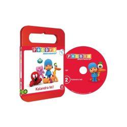Mesekönyvek - DVD - POCOYO DVD 2. - Pocoyo kalandra fel