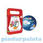 Mesekönyvek - Pocoyo DVD - Pocoyo és az űrcirkusz