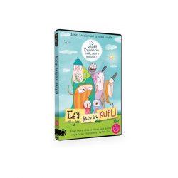 Mesekönyvek - DVD - Kuflik DVD 1. Egy kupac kufli