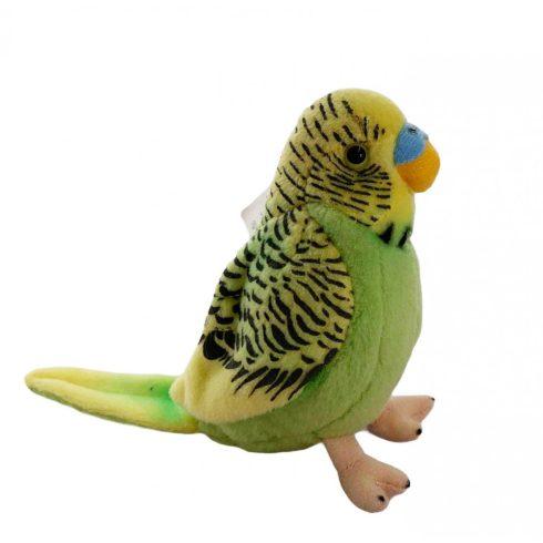 Plüss állatok - Zöld-sárga papagáj