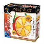 Kreatív hobby - Készletek - varroda gyümölcsös táska