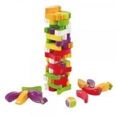 Ügyességi játékok - Gyümölcsös jenga